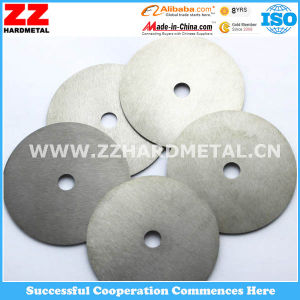 Tungsten Carbide Round Cutting Disc Cutters pictures & photos