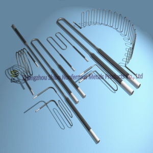 Molybdenum Disilicide Rod, Various-Shape Molybdenum Disilicide Heater Rod pictures & photos