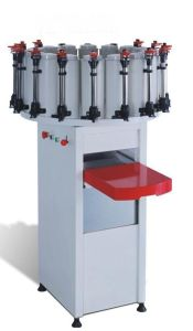 Single Pump Single Gauge Manual Colorant Dispenser Jy-20A2 pictures & photos