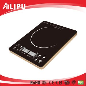 Single Burner Hot Sell Aluminium Slim Body Induction Cooker pictures & photos