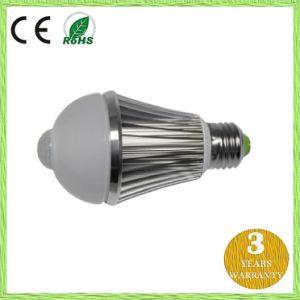 6W Motion Sensor LED Bulb pictures & photos