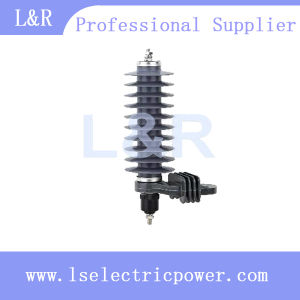 27kv Polymer Lightning Arrester (Silicone Rubber) pictures & photos
