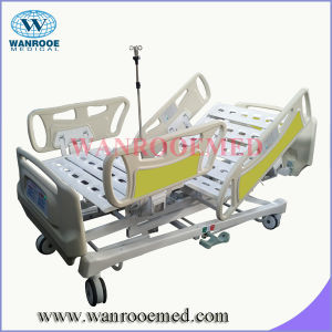 Bae500 Five Function Electric ICU Medical Patient Bed pictures & photos