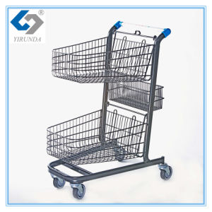 Newly Hand Cart for Shopping pictures & photos