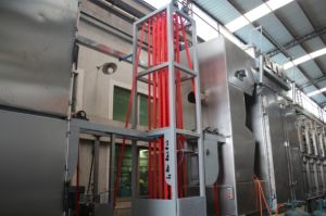 Safety Belt Webbings Continuous Dyeing and Finishing Machine pictures & photos