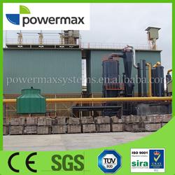 Barley Straw Biomass Gasification Plant, Powermax Generator, Biomass Plant
