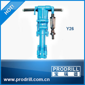 Y19A Pneumatic Rock Drill for Quarry &Mining pictures & photos