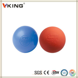 Lacrosse Massage Ball Therapy Gym Cossfit Rubber Ball pictures & photos
