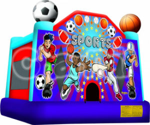 Commercial Grade Inflatable Sports Arena Bouncer for Sales pictures & photos