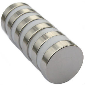 High Quality of NdFeB Magnet pictures & photos