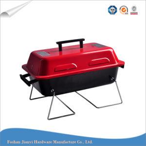 Backyard Charcoal Grill Mini Portable Barbecue Grill