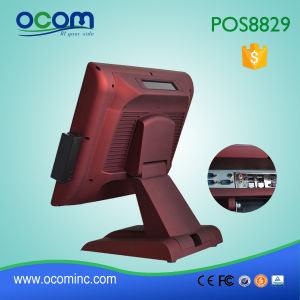 """15"""" All in One POS Machine with 10"""" Dual Screen pictures & photos"""
