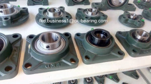 Good Quality Chrome Steel Ucf Pillow Block Bearing F211 pictures & photos