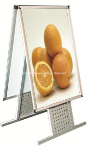 Outdoor Stand-Alu-Line Display Stand (DW-LDA01) pictures & photos