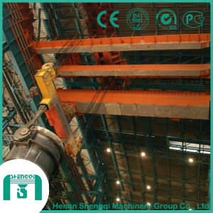 100/32-320/80t Yz Type Overhead Crane for Foundry pictures & photos