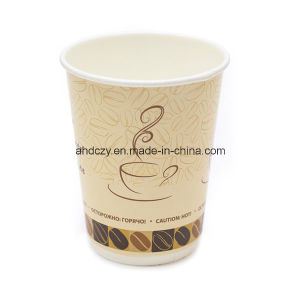 Wholesale Custom Printed 12oz Disposable Single Wall Paper Cup pictures & photos