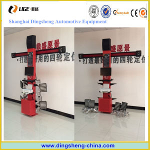 High Quality and Cheal Wheel Alignment, 3D Wheel Alignment Machine Price