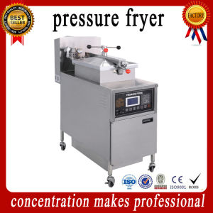 2016 Hot Sale Stainless Steel Commercial Chicken Electric Pressure Fryer pictures & photos