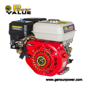 170f 7.0HP Four Stroke Small Gasoline Gas Petrol Engine for Generator Water Pump pictures & photos