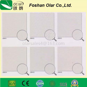 Calcium Silicate Ceiling Board (Concave-convex pattern) pictures & photos