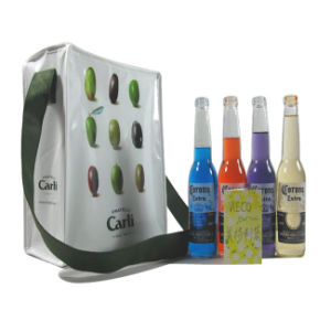 Travel Picnic Lunch Box, Insulated Wine Can, Bottle Ice Cooler Bag (MECO157) pictures & photos
