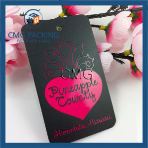 Heart Printing Clothing Hang Tag pictures & photos