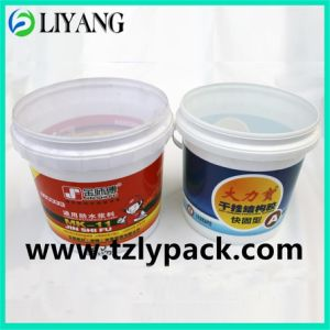 Heat Transfer Film for Plastic Liquid Bucket pictures & photos