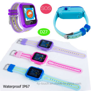 Children Birthday Gift Kids Tracking with Waterproof IP67 (D27) pictures & photos