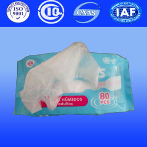 Baby Wet Wipes with Spunlace Wet Tissue From China Products pictures & photos