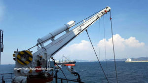 Fast Rescue Boat with Single Arm Type Davit pictures & photos