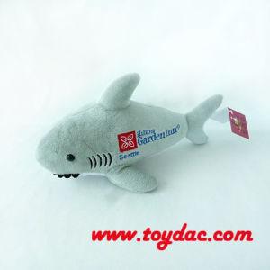 Plush Promotion Shark Key Chain pictures & photos