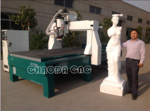 Polystyrene Cutting Machine / 4 Axis 3D CNC Milling Machine pictures & photos