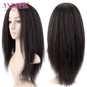 2016 Fashion Human Hair Lace Front Wig pictures & photos