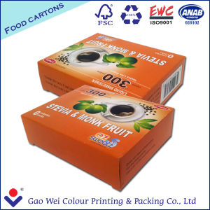 2016 Custom Logo Printed Disposable Recycled Paper Packing Box pictures & photos
