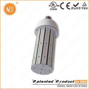 UL Listed SMD2835 7600lm E27 50W LED Bulb pictures & photos