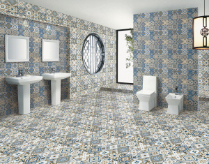 Nonslip Porcelain Matt Rustic Glazed Tiles for Floor (AJMK6203) pictures & photos