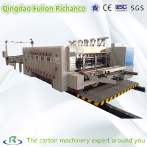 ISO9001: Printing Machine Slotting Machine Die Cutting Machine pictures & photos