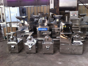 Wcsj Vertical High Efficiency Universal Coarse Crusher pictures & photos