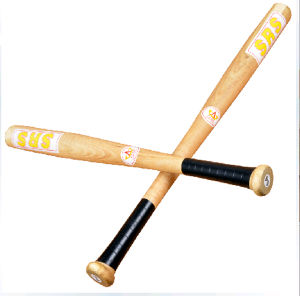 Fashion Good Quality Wood Baseball Bat