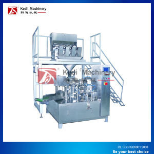 Granule Rotary Premade Bag Packing Machine pictures & photos