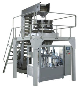 Automatic Food Pouch Packing Machine (SD8-200) pictures & photos