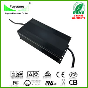 IP67 Waterproof Power Supply 34V6a with Aluminium Housing (FY3406000) pictures & photos