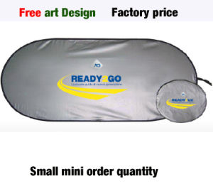 Promotional Car Sunshade with Custom Logo pictures & photos