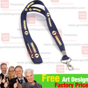 Promotional Lanyard with ID Card Holder Clip pictures & photos