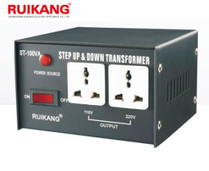 Step up and Step Down Transformer 200va pictures & photos