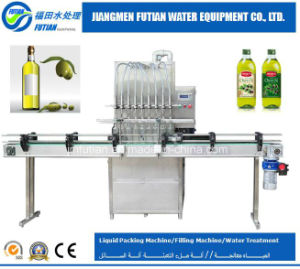 Simple Type Bottle Oil Liquid Filling Machine