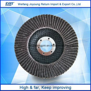 Flap Disk for Metal Stainless Steel Flap Disc pictures & photos