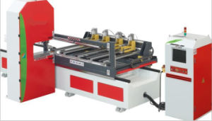 Woodworking Machine CNC Small Band Saw pictures & photos