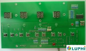 OEM Digital Display Board PCB Assembly, PCBA (MIC0548) pictures & photos
