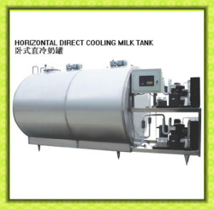 Direct Cooling Milk Storage Tank pictures & photos